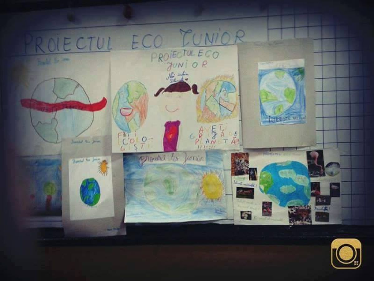 Eco Junior 2016 - Ianuarie – August 2016
